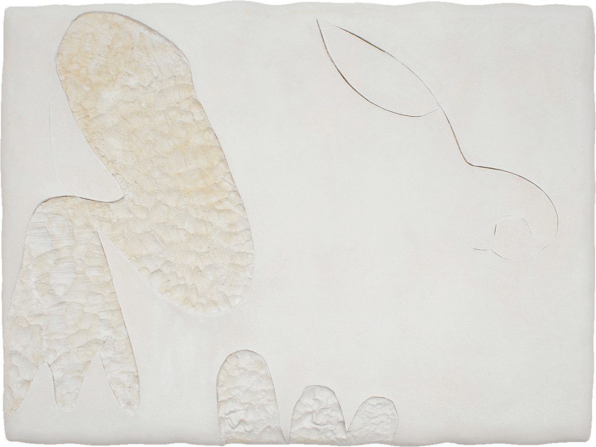 Untitled (Carved)